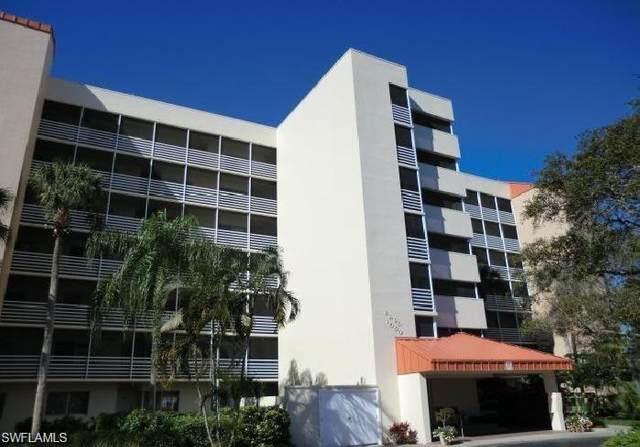 15445 Cedarwood Lane 6-201, Naples, FL 34110 (#220041832) :: The Dellatorè Real Estate Group
