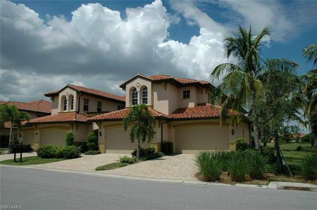 11263 Bienvenida Bienvenida Court #102, Fort Myers, FL 33908 (MLS #220041837) :: Avant Garde