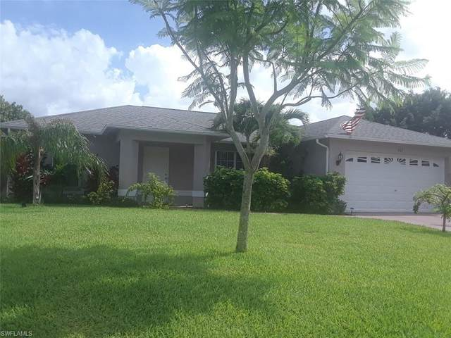 307 SE 3rd Terrace, Cape Coral, FL 33990 (MLS #220041848) :: Dalton Wade Real Estate Group