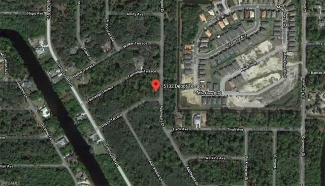 15132 Depot Terrace, Port Charlotte, FL 33953 (MLS #220041867) :: Medway Realty