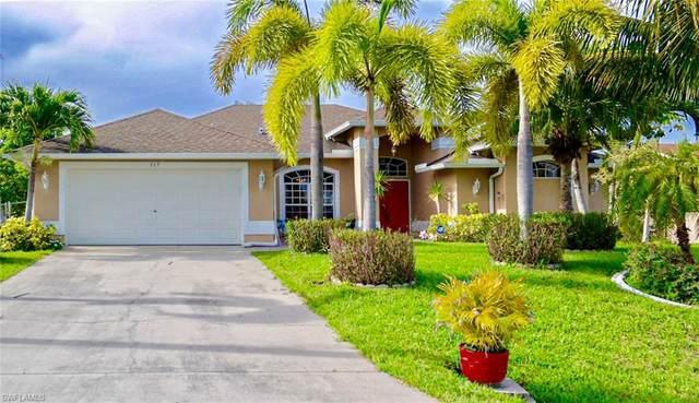 317 SW 15th Terrace, Cape Coral, FL 33991 (MLS #220041877) :: Dalton Wade Real Estate Group