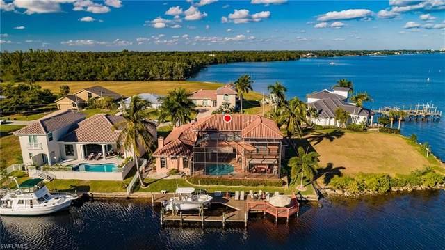 2374 Coral Point Drive, Cape Coral, FL 33990 (#220041886) :: Caine Premier Properties