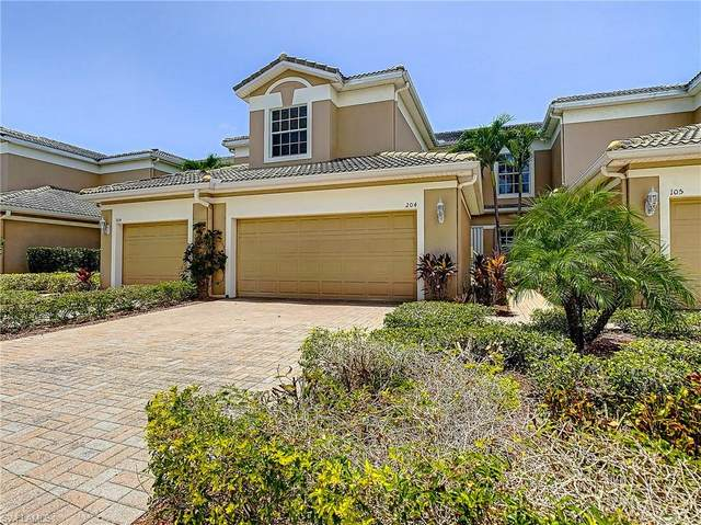 9215 Calle Arragon Avenue #204, Fort Myers, FL 33908 (MLS #220041895) :: RE/MAX Realty Team