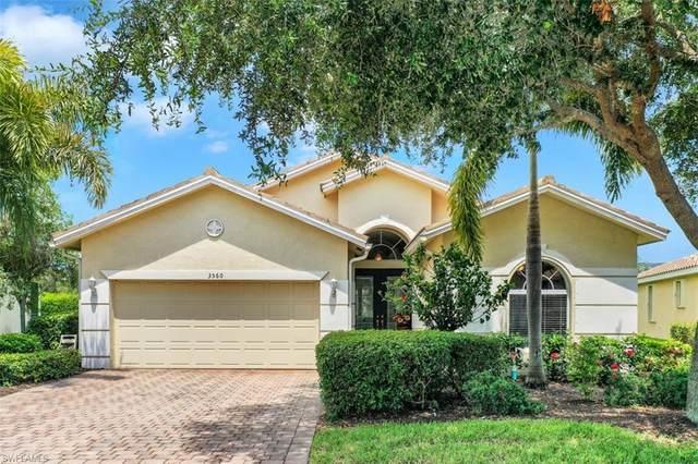3560 Dandolo Circle, Cape Coral, FL 33909 (#220041934) :: The Dellatorè Real Estate Group