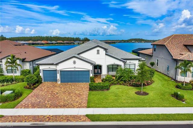 14323 Pine Hollow Drive, Estero, FL 33928 (MLS #220041952) :: RE/MAX Realty Group