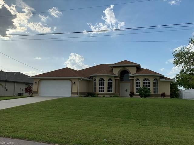 921 SW 5th Terrace, Cape Coral, FL 33991 (MLS #220041961) :: Avant Garde