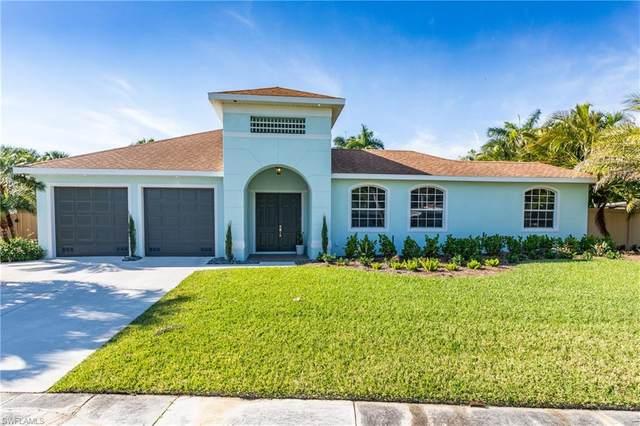 1351 Hopedale Drive, Fort Myers, FL 33919 (MLS #220042078) :: Clausen Properties, Inc.