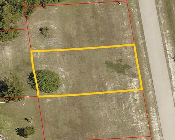2812 NW 45th Place, Cape Coral, FL 33993 (MLS #220042203) :: RE/MAX Realty Group