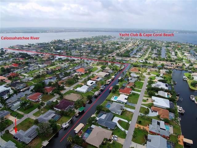 5318 Malaluka Court, Cape Coral, FL 33904 (MLS #220042273) :: #1 Real Estate Services