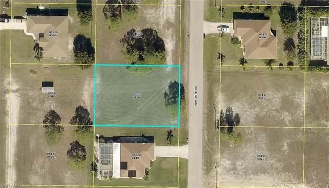 4306 NW 36th Place, Cape Coral, FL 33993 (MLS #220042277) :: #1 Real Estate Services