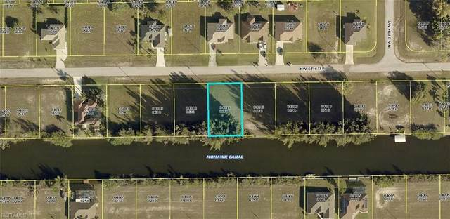 2818 NW 6th Terrace, Cape Coral, FL 33993 (MLS #220042364) :: #1 Real Estate Services