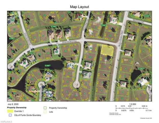 17315 Cape Horn Boulevard, Punta Gorda, FL 33955 (MLS #220042498) :: Palm Paradise Real Estate