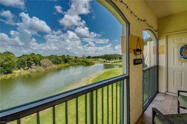 11520 Villa Grand #1018, Fort Myers, FL 33913 (MLS #220042544) :: NextHome Advisors