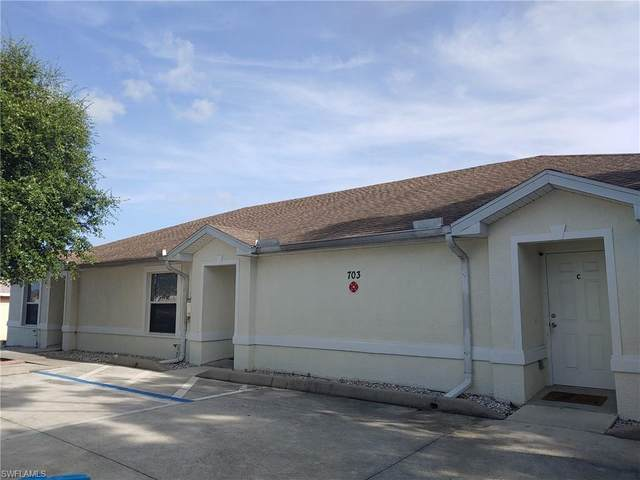 703 SE 8th Terrace, Cape Coral, FL 33990 (MLS #220042563) :: RE/MAX Realty Group