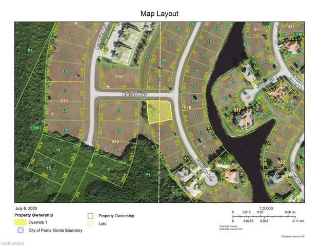 17333 Comingo Lane, Punta Gorda, FL 33955 (MLS #220042582) :: Palm Paradise Real Estate