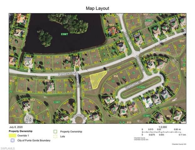 24385 Peppercorn Road, Punta Gorda, FL 33955 (MLS #220042587) :: Palm Paradise Real Estate