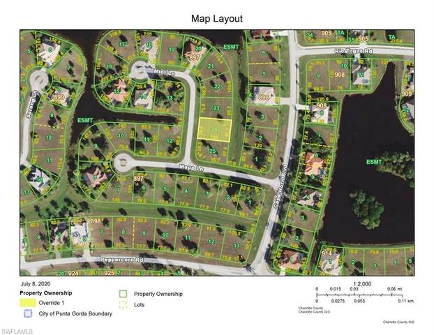 17200 Mint Lane, Punta Gorda, FL 33955 (MLS #220042597) :: Palm Paradise Real Estate