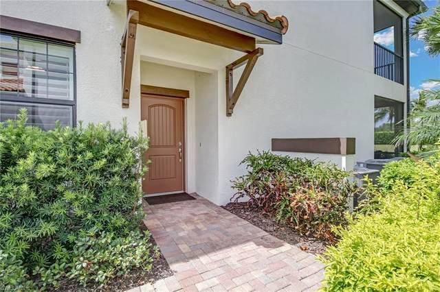 11764 Grand Belvedere Way #103, Fort Myers, FL 33913 (MLS #220042608) :: RE/MAX Realty Group