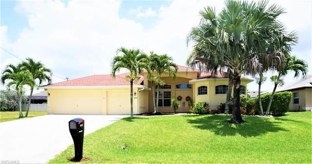 4615 SW 24th Avenue, Cape Coral, FL 33914 (MLS #220042649) :: Palm Paradise Real Estate