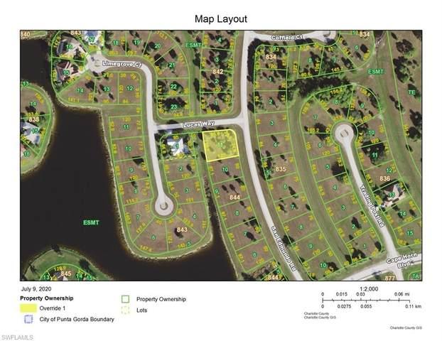 16240 San Edmundo Road, Punta Gorda, FL 33955 (MLS #220042734) :: Medway Realty