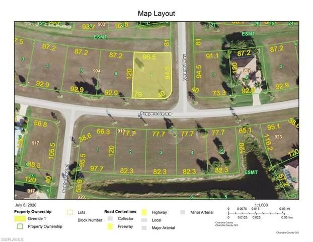 24086 Peppercorn Road, Punta Gorda, FL 33955 (MLS #220042766) :: Medway Realty