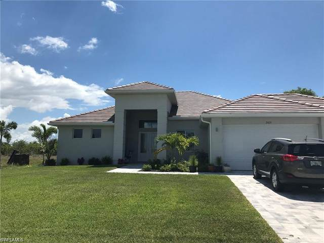 2631 SW 21st Avenue, Cape Coral, FL 33914 (MLS #220042816) :: #1 Real Estate Services