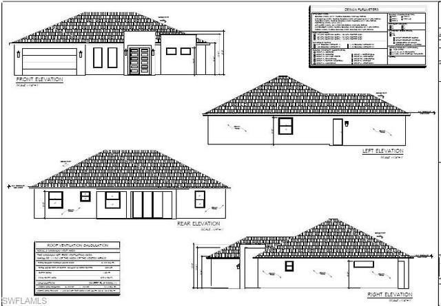 2005 NW Embers Terrace, Cape Coral, FL 33993 (MLS #220042847) :: RE/MAX Realty Team