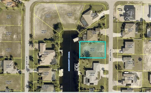 440 NW 38th Place, Cape Coral, FL 33993 (MLS #220042905) :: Palm Paradise Real Estate