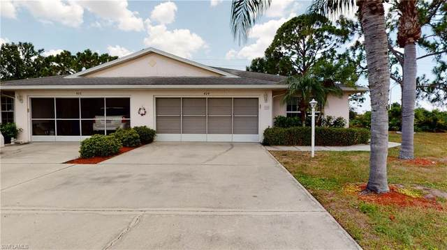 424 Bethany Village Circle, Lehigh Acres, FL 33936 (MLS #220043026) :: Palm Paradise Real Estate