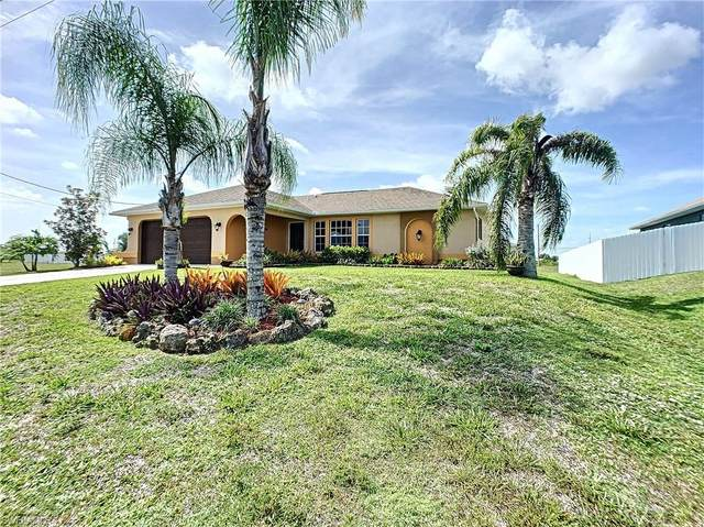 406 NW 9th Terrace, Cape Coral, FL 33993 (MLS #220043050) :: RE/MAX Realty Team