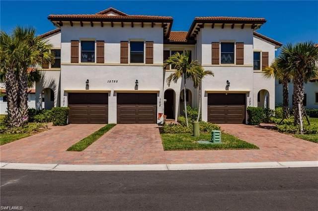 15755 Portofino Springs Boulevard #102, Fort Myers, FL 33908 (MLS #220043060) :: NextHome Advisors