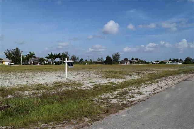 1519 NW 40th Place, Cape Coral, FL 33993 (#220043104) :: The Dellatorè Real Estate Group