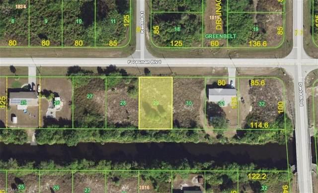 12235 Foresman Boulevard, Port Charlotte, FL 33981 (MLS #220043115) :: Medway Realty