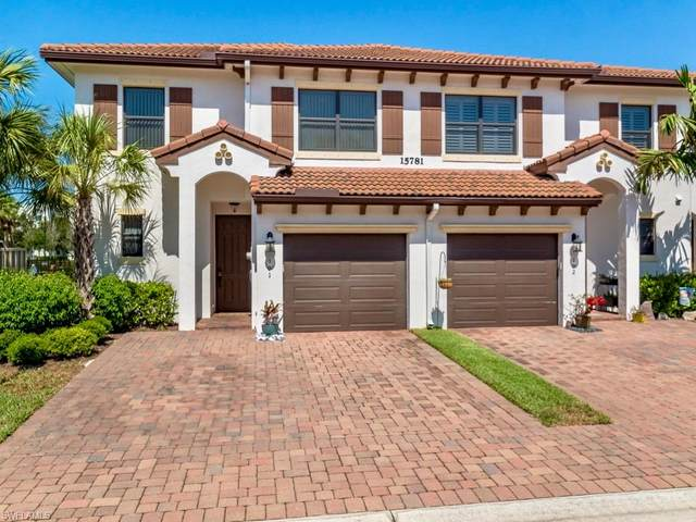 15781 Portofino Springs Boulevard #101, Fort Myers, FL 33908 (MLS #220043125) :: RE/MAX Realty Team