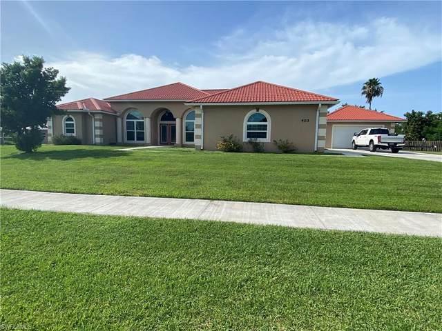 403 W Avenida Del Rio, Clewiston, FL 33440 (MLS #220043128) :: Avant Garde