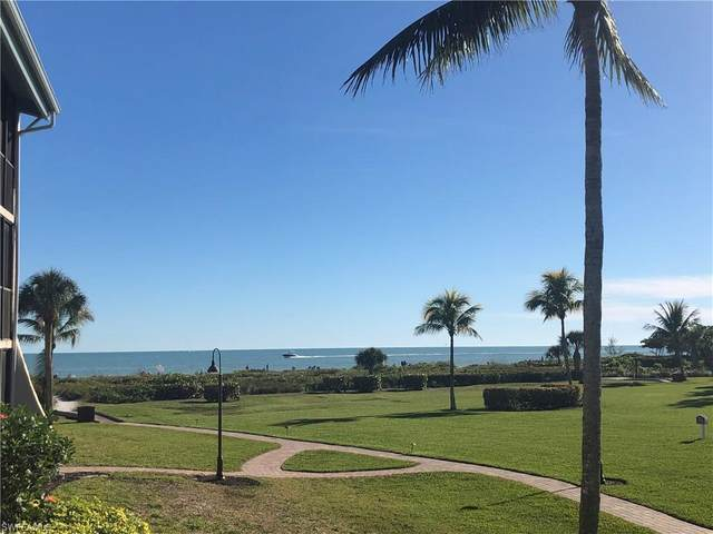 979 E Gulf Drive #542, Sanibel, FL 33957 (MLS #220043155) :: Kris Asquith's Diamond Coastal Group
