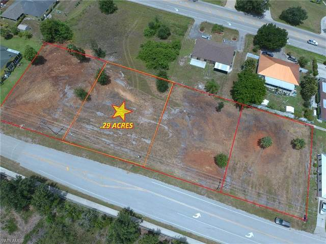 688 Thomas Sherwin Avenue S, Lehigh Acres, FL 33974 (MLS #220043200) :: Kris Asquith's Diamond Coastal Group