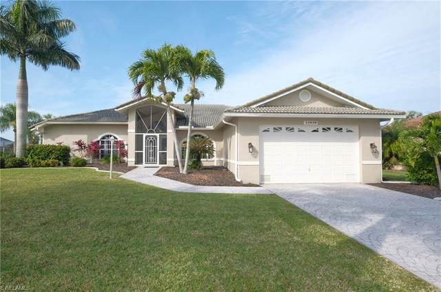 11939 Prince Charles Court, Cape Coral, FL 33991 (MLS #220043257) :: Kris Asquith's Diamond Coastal Group