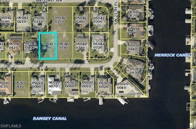 2513 SW 52nd Lane, Cape Coral, FL 33914 (MLS #220043263) :: Kris Asquith's Diamond Coastal Group