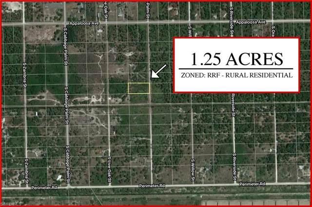 760 S Palm Street, Clewiston, FL 33440 (MLS #220043267) :: NextHome Advisors
