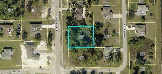 1702 Sunniland Boulevard, Lehigh Acres, FL 33971 (MLS #220043283) :: RE/MAX Realty Group