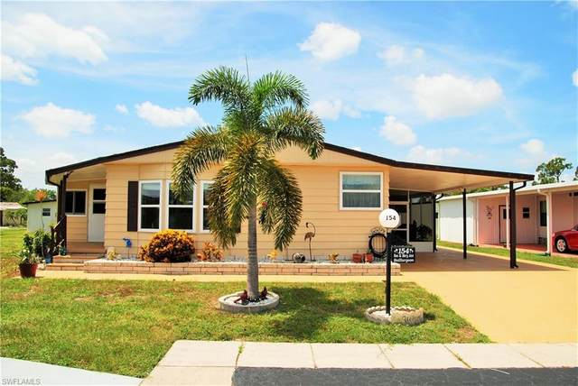 154 Twilight Lane, North Fort Myers, FL 33903 (MLS #220043293) :: RE/MAX Realty Team
