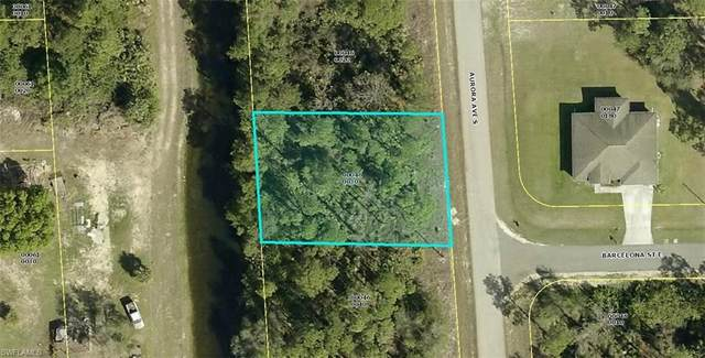 206 Aurora Avenue S, Lehigh Acres, FL 33974 (MLS #220043294) :: Kris Asquith's Diamond Coastal Group