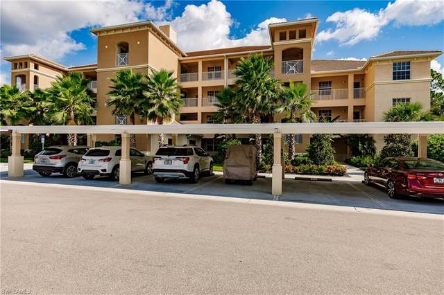 10791 Palazzo Way #205, Fort Myers, FL 33913 (MLS #220043323) :: Eric Grainger | Engel & Volkers