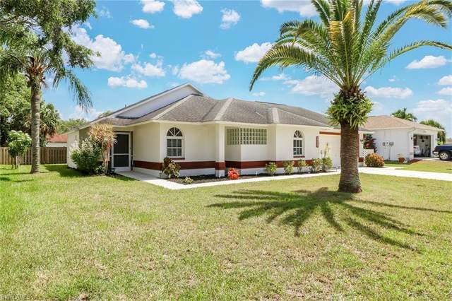 13410 Red Maple Circle, North Fort Myers, FL 33903 (#220043348) :: The Dellatorè Real Estate Group