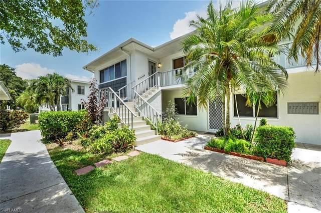 431 Van Buren Street C5, Fort Myers, FL 33916 (MLS #220043369) :: RE/MAX Realty Group