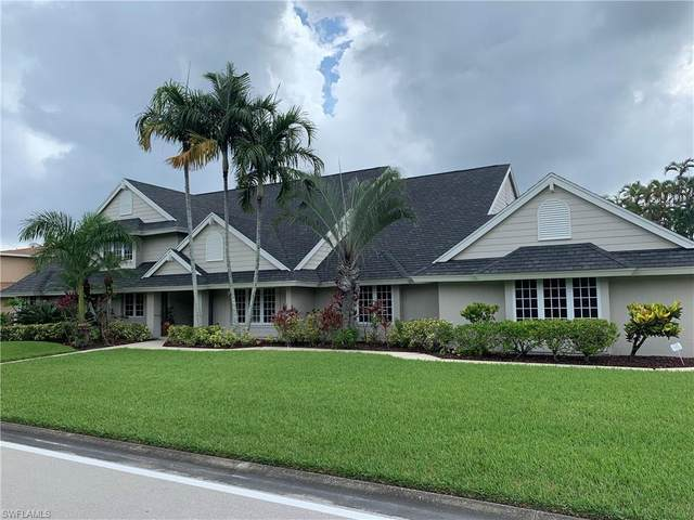 6458 Griffin Boulevard, Fort Myers, FL 33908 (MLS #220043439) :: RE/MAX Realty Group