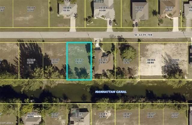 312 SE 13th Terrace, Cape Coral, FL 33990 (MLS #220043479) :: Team Swanbeck