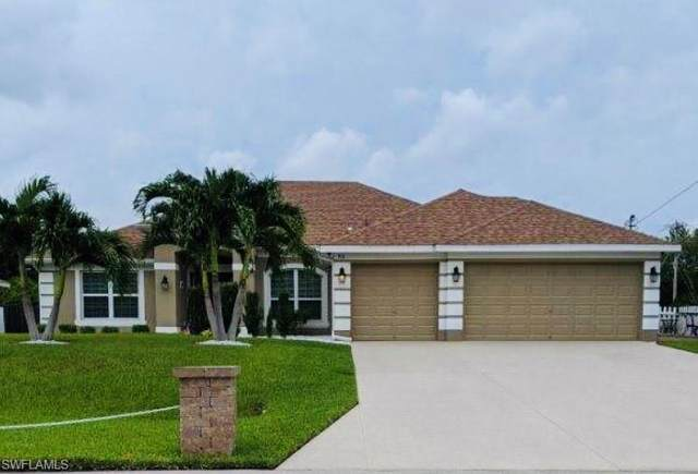 3931 NE 23rd Place, Cape Coral, FL 33909 (MLS #220043487) :: RE/MAX Realty Group