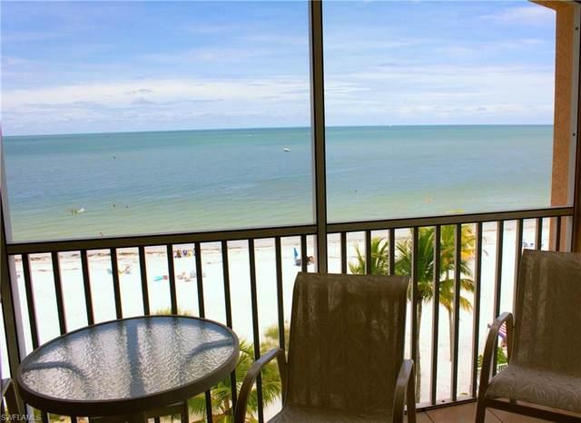 5480 Estero Boulevard #403, Fort Myers Beach, FL 33931 (MLS #220043493) :: RE/MAX Realty Team